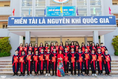 Kết quả kì thi vào lớp 10 THPT năm học 2020 – 2021 của trường THCS Mỗ Lao